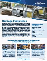 Heritage Pump Lines - EN