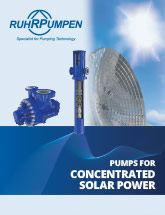 Pumps for Concentrated Solar Power - EN