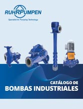 Industrial Pumps Catalog - ES