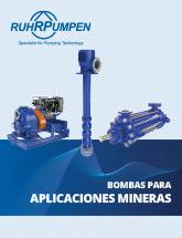 Bombas para Aplicaciones Mineras - ES
