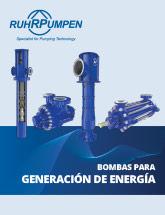 Bombas para generación de energía - ES