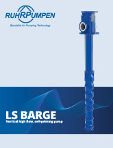 LS Barge Vertical High Flow Pump