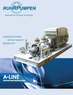 A LINE Pumps Brochure - EN