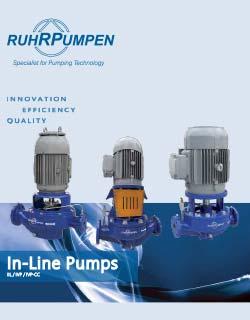 IIL and IVP In-Line Pumps Brochure - EN