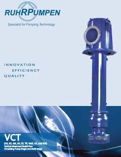 VCT Vertical Circulating Pumps Brochure