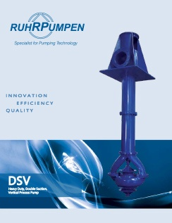 DSV Vertical Process Pump Brochure - EN
