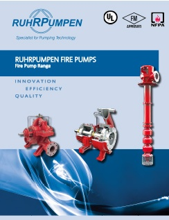 Fire Pump Range - EN