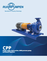 CPP - ANSI Process Pump Brochure - EN