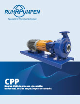 CPP - ANSI Process Pump Brochure - ES
