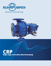 CRP - ISO Process Pump Brochure - EN