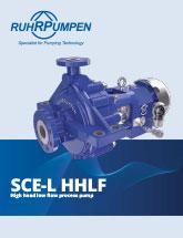 SCE-L HHLF Process Pump - EN