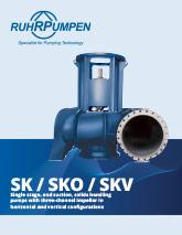 SK, SKO, SKV - Solids Handling Pumps Brochure - EN