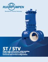 ST & STV - Solids Handling Pumps Brochure - EN