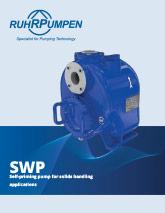SWP - Self-Priming Pump Brochure - EN