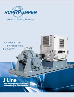 J LINE Pump Brochure - EN