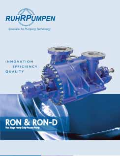 RON Pump Brochure - EN