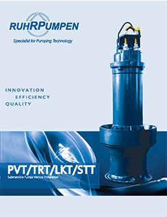 Submersible Vertical Pumps Brochure - EN