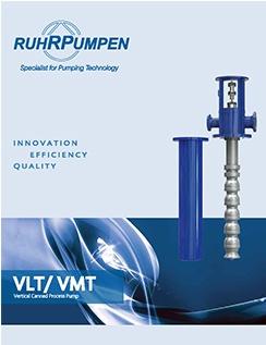 VLT / VMT Vertical Canned Process Pumps Brochure - EN