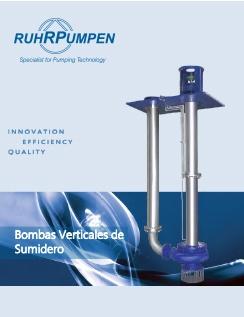 VSP Bombas Verticales de Sumidero - ES