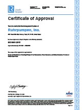 RP USA (Tulsa) - ISO 9001:2015 certificate
