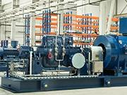 RP - SM Horizontal Multistage Pump 291400006