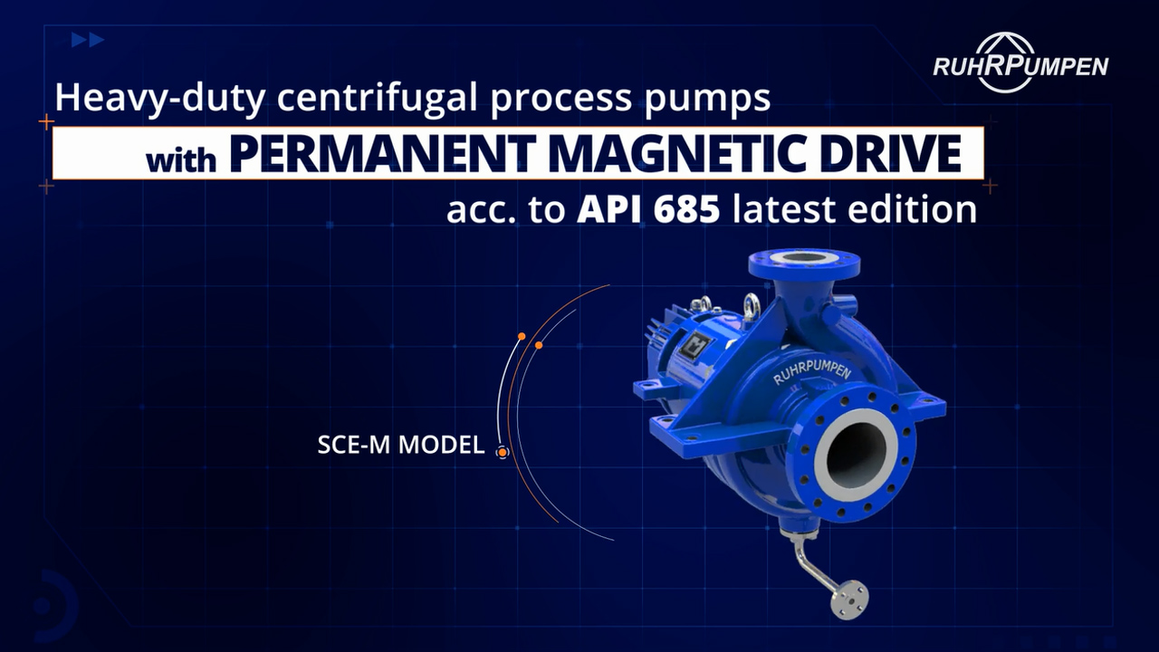 Mag Drive Pumps - Video