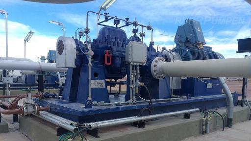 RP Pipeline Pump