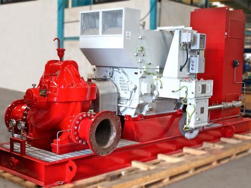 Fire Pump - 4