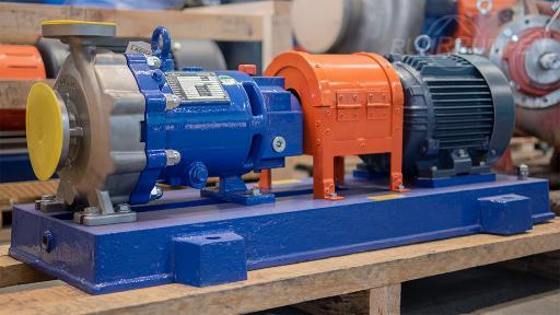 RP CRP-M Mag Drive Pump