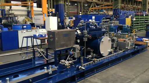 RP ZM Horizontal Water Pump