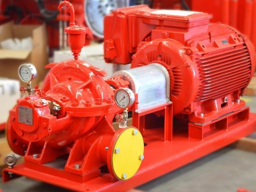 Fire Pump - 3