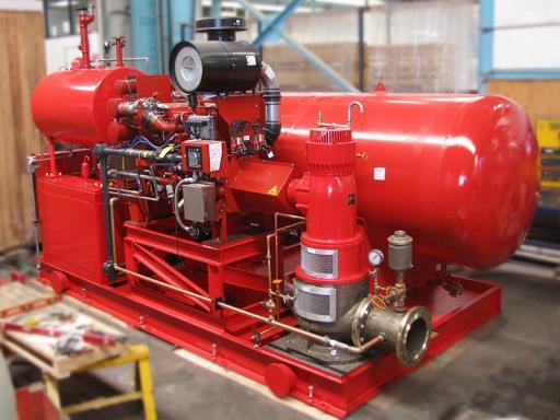Fire Pump - 6