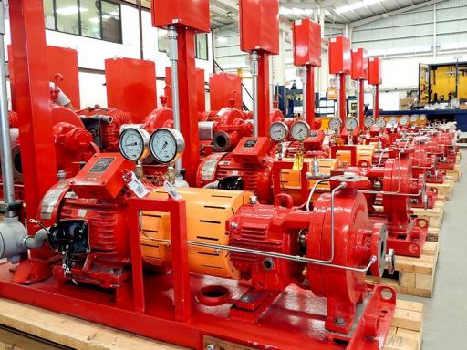Fire Pump - 2