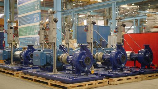 RP CPO Process Pumps