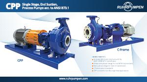 Poster CPP - ANSI Process Pumps