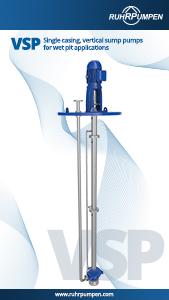 Poster VSP - Sump Pump