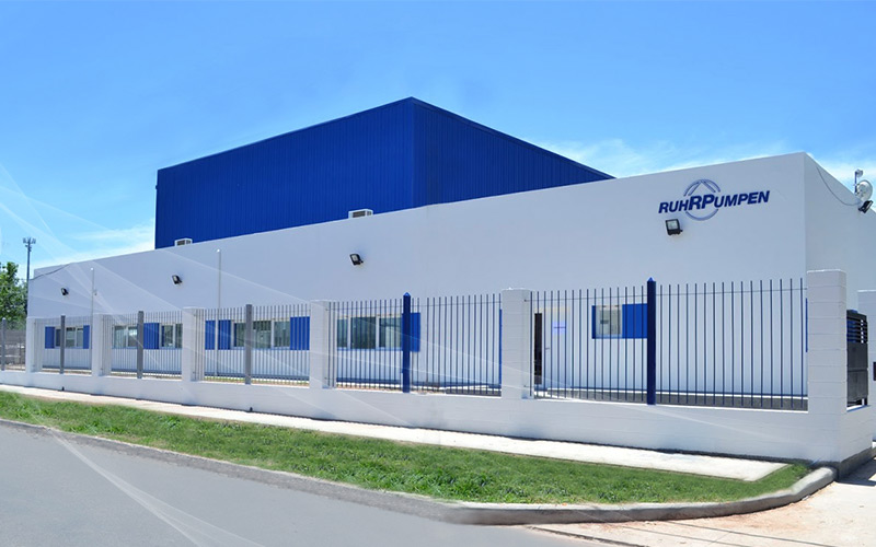 Manufacturing facility in Buenos Aires, Argentina