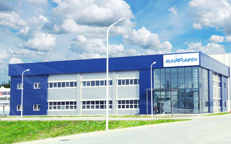 Manufacturing facility in Changzhou, China