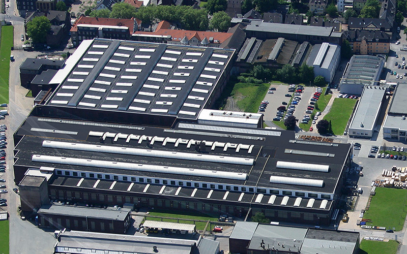 Manufacturing facility in Witten Germany