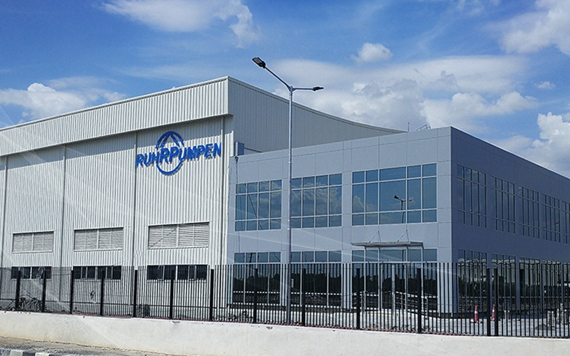 Manufacturing facility in Chennai, India