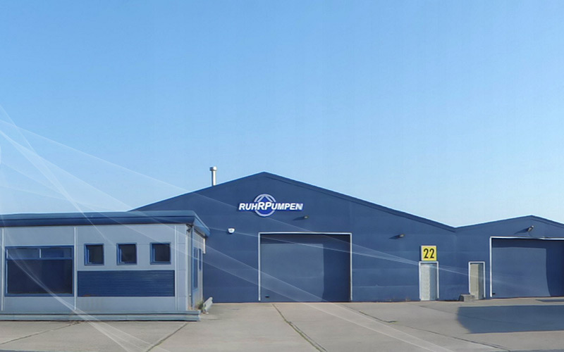 Manufacturing facility in Sussex, UK