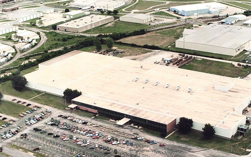Manufacturing facility in Tulsa USA