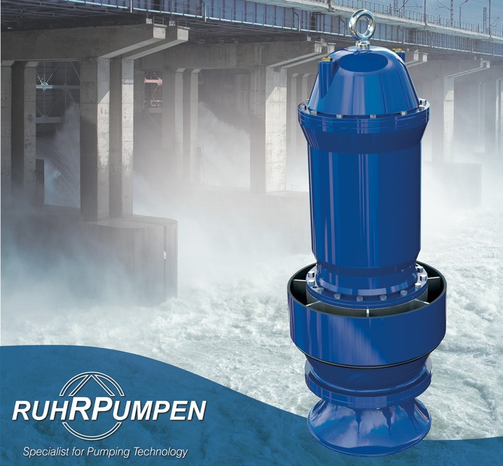 SMF Vertical Submersible Pump Line