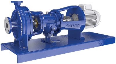 CPO ANSI Process Pump with C-Frame