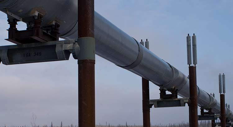 RP pumps for Oil Pipelines