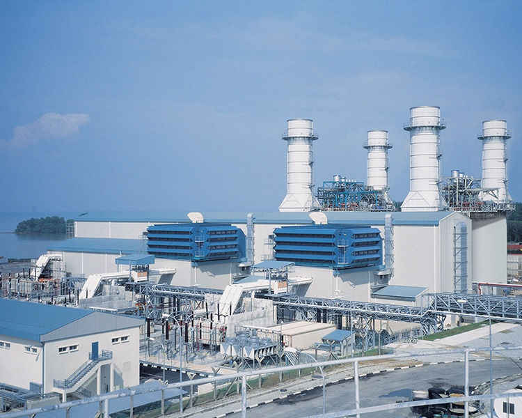 RP pumps for Power Generation Plants