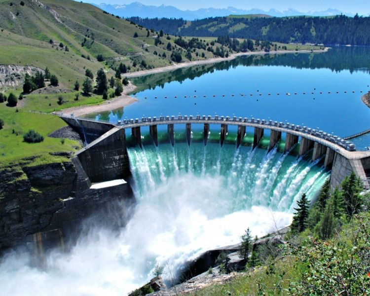 RP pumps for Hydroelectric Power Generation
