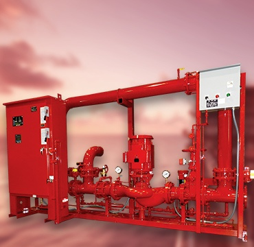 Fire Pumps and Systems by RP