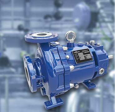 Magnetic Driven Pumps by RP