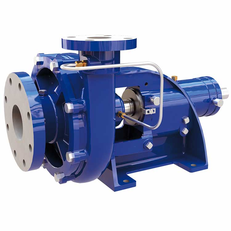 GSD General Service Water Pump